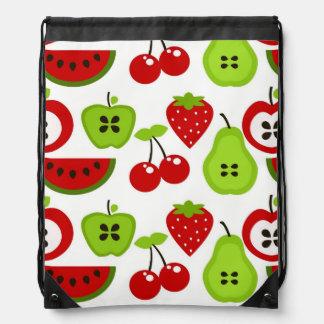 りんご、ナシ、さくらんぼ、Watermelon.jpg ナップサック