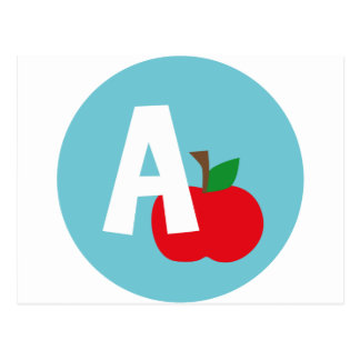 りんご ポストカード