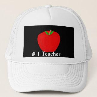 りんご、# 1人の先生 キャップ