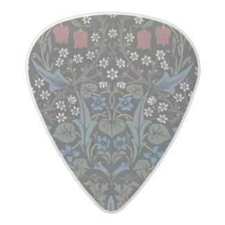 「りん木」の壁紙のデザイン1892年 アセタール ギターピック