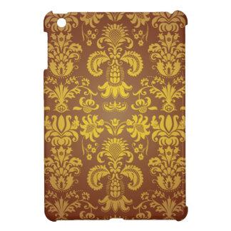ろうけつ染めのバリ島のスタイルのデザイン iPad MINIケース