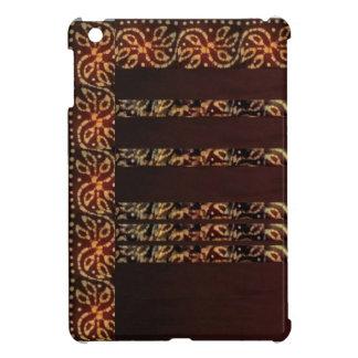 ろうけつ染めのIpadの小型カバー iPad Miniケース