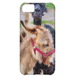 ろばおよびラマ僧 iPhone5Cケース