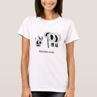 ろばおよび象の友人 Tシャツ