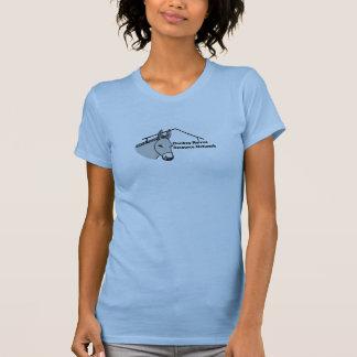 ろばの救助資源ネットワークの服装 Tシャツ