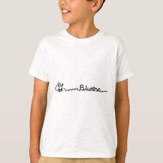 ろばの歩くの原稿 Tシャツ