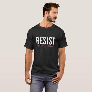 ろばのTシャツがあることを抵抗して下さい Tシャツ
