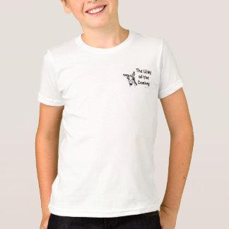 ろば(ポケット)の方法 Tシャツ