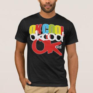 わかりましたクールで黒いクラシック Tシャツ