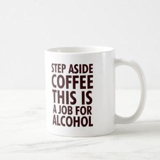 わきステップコーヒー コーヒーマグカップ