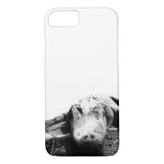 わにまたはワニのiPhone 7の場合 iPhone 8/7ケース