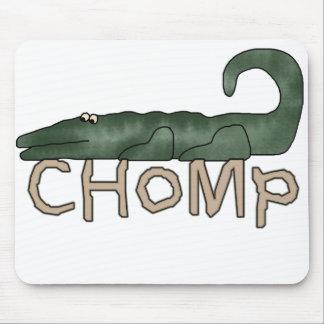 わにをChomp マウスパッド