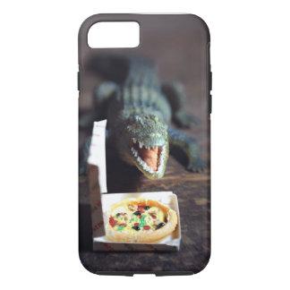 わにピザパーティーPhonecase iPhone 8/7ケース