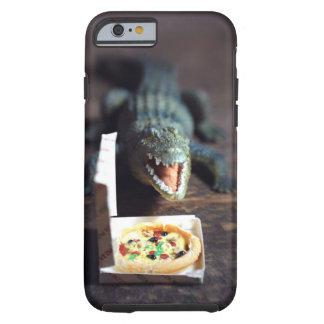 わにピザパーティPhonecase ケース