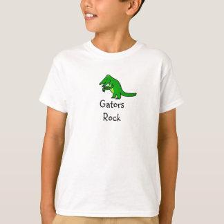 わに石 Tシャツ