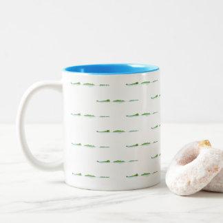 わに農場 ツートーンマグカップ
