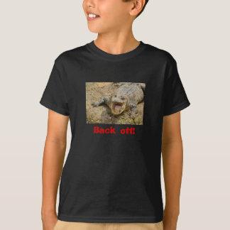 わにTシャツ Tシャツ