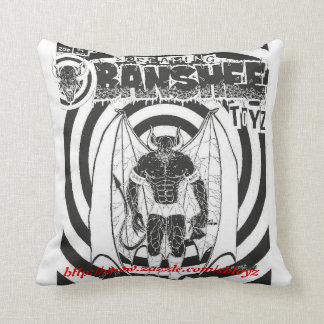 わめくバンシーTOYZの枕 クッション