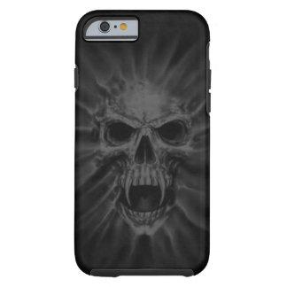 わめく吸血鬼のスカルのiPhone6ケース ケース