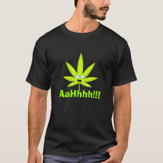 わめく雑草 Tシャツ