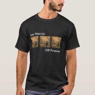 を離れて目的(メンズ) Tシャツ