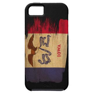 アイオワの旗 iPhone SE/5/5s ケース