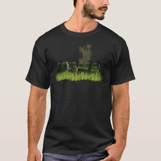 アイオワの野性生物 Tシャツ