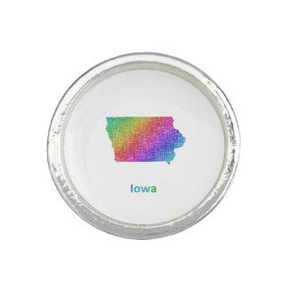 アイオワ 指輪