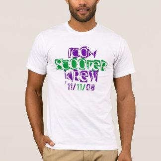アイコンスクーターのワイシャツ Tシャツ