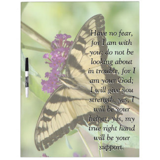 アイザイアの聖書の聖なる書物、経典の蝶花板 ホワイトボード