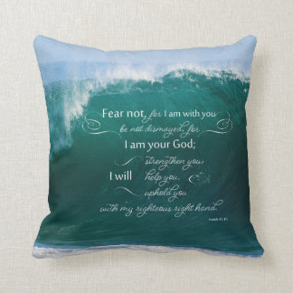 アイザイア41 10冊の聖書の詩の枕 クッション