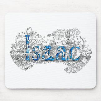 アイザックのディックSkilton著一流の芸術のデザイン マウスパッド