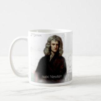 アイザックニュートンの歴史的マグ コーヒーマグカップ