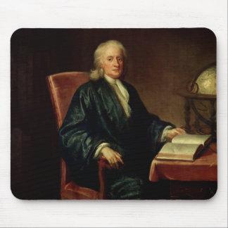 アイザックニュートン、c.1726のポートレート マウスパッド