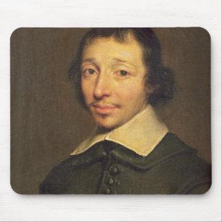 アイザックルイLemaistre de Sacy 1658年のポートレート マウスパッド