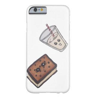 アイスクリームおよびミルク BARELY THERE iPhone 6 ケース