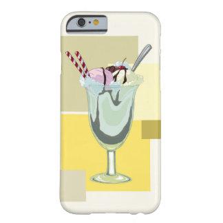 アイスクリームのサンデーのiPhone 6の場合 Barely There iPhone 6 ケース