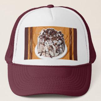 アイスクリームのムースのケーキの帽子 キャップ