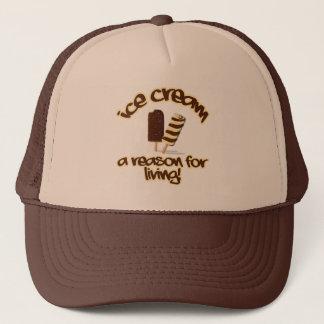 アイスクリームの帽子-色を選んで下さい キャップ