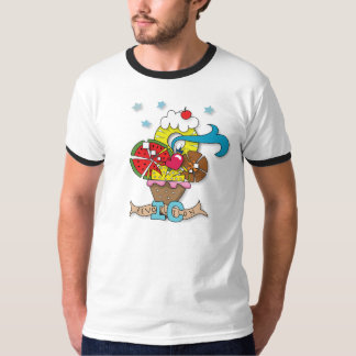 アイスクリームの改革 Tシャツ