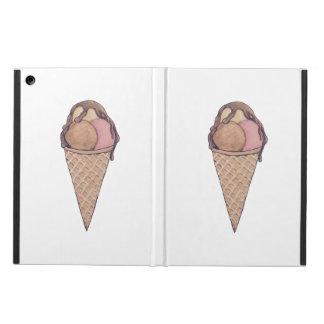 アイスクリームのipadの場合 iPad airケース