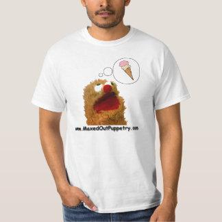 アイスクリームのTシャツ Tシャツ