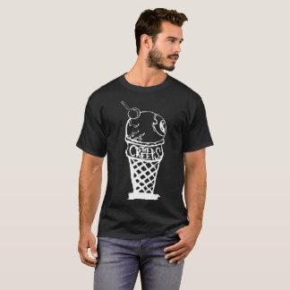 アイスクリームははいます Tシャツ
