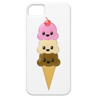 アイスクリームコーンのiPhoneの場合 iPhone SE/5/5s ケース
