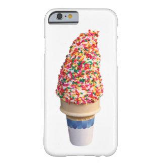 アイスクリームコーンのiPhone 6の場合 Barely There iPhone 6 ケース