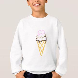 アイスクリームコーン スウェットシャツ