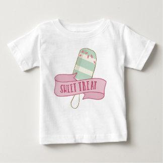 アイスクリームバーの甘い御馳走 ベビーTシャツ