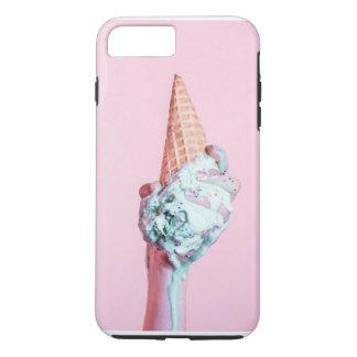 アイスクリーム円錐形 iPhone 8 PLUS/7 PLUSケース