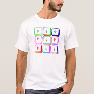 アイスクリーム箱 Tシャツ