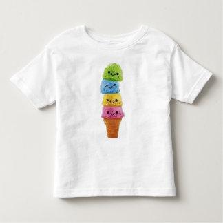 アイスクリーム トドラーTシャツ